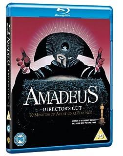 Amadeus - The Director's Cut [Blu-ray] [1984] [Region Free] (B001MUK7G4) | Amazon price tracker / tracking, Amazon price history charts, Amazon price watches, Amazon price drop alerts