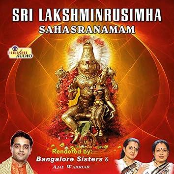 Sri Lakshminrusimha Sahasranamam