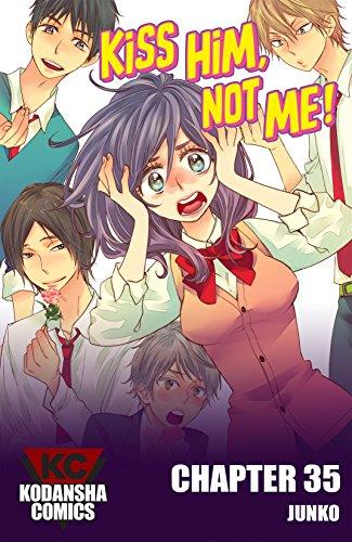 Kiss Him, Not Me #35 (English Edition)