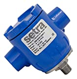 Setra Systems 2561250PG2M11 Model 256 Industrial Pressure Transducer, Rugged, Reliable, Nema4, Gauge Pressure, 0-250 psig, 1/4' NPT Male, 4-20 mA, 11 Point Cal Cert