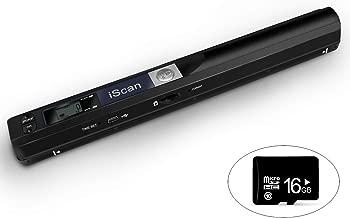 Escáner portátil de Documentos AOZBZ Portátil 900DPI Esc