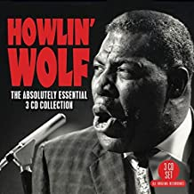 Absolutely Essential 3 CD Collection by HOWLIN WOLF