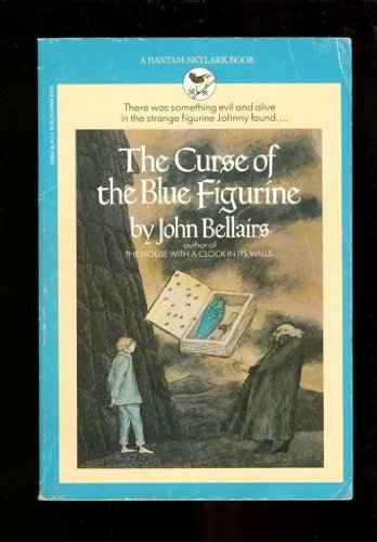 Compare Textbook Prices for Curse of the Blue Figurine, The  ISBN 9780553155402 by Bellairs, John
