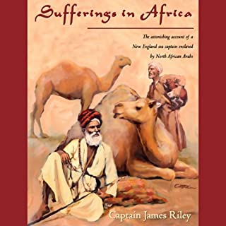 Sufferings in Africa audiobook cover art