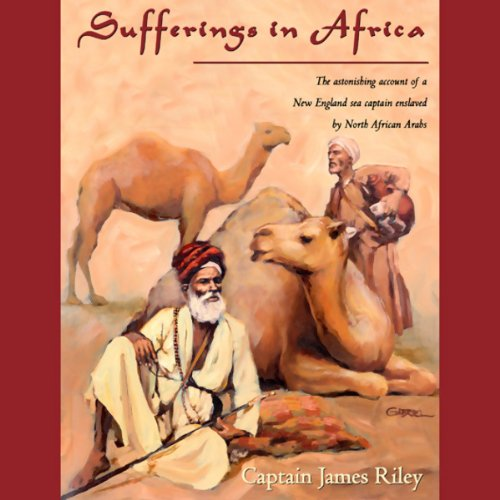 Sufferings in Africa copertina