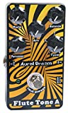 Aural Dream Flute Tone A Synthesizer Guitar Effect Pedal includes harmonic flute,concert flute,theater flute and d'Amour flute with Percussion and Rotary modules,True Bypass.