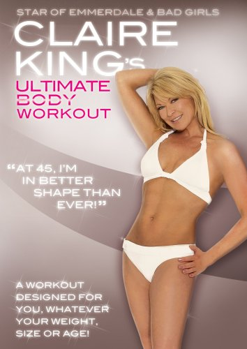Claire King's Ultimate Bikini Body Work-Out [UK Import]