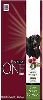 Purina ONE Smartblend Lamb & Rice Formula 44 pound