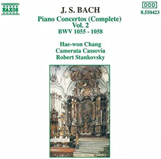Keyboard Concerto in F minor, BWV 1056: II. Largo