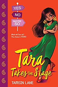 Tara Takes the Stage (Yes No Maybe So Book 1) by [Tamsin Lane]