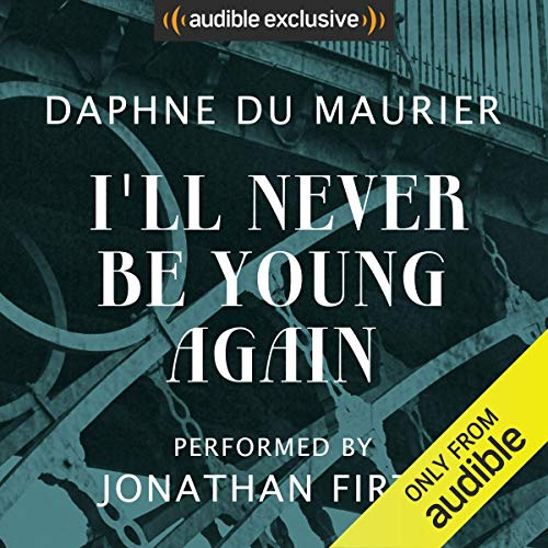 I'll Never Be Young Again cover art