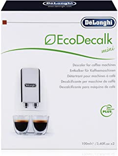 Delonghi Détartrant pour Machine à Café - (2 x 100 ml)