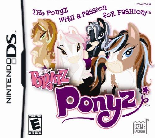 Bratz Ponyz - Nintendo DS