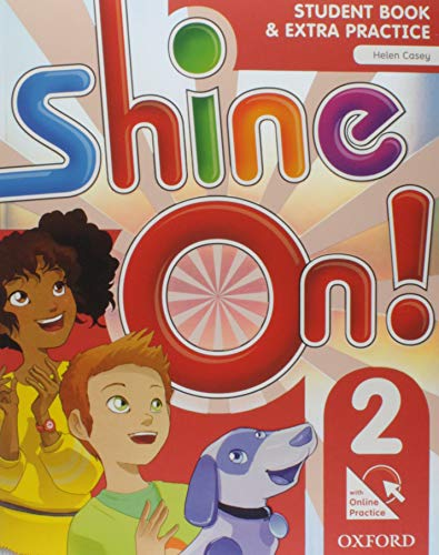 Shine on 2 Student Book / Workbook/Pk