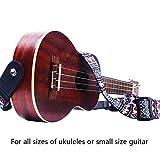 Immagine 2 rayzm tracolla per ukulele motivo