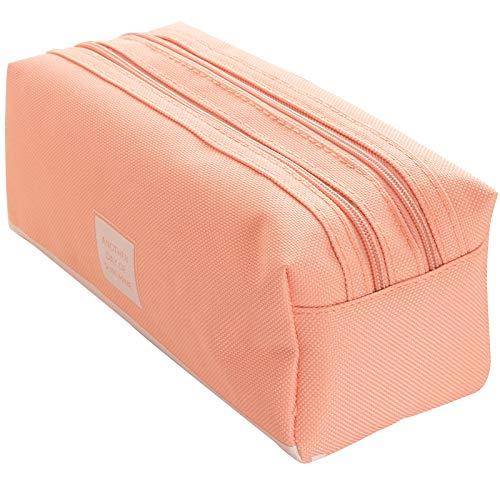 SEDEX シャーペン 収納ケース オックスフォード 筆箱 ペンケース ふで箱 おしゃれ 筆袋 人気 かわいい 大容量 筆入れ シンプル 小物収納ポーチ 男の子 女の子