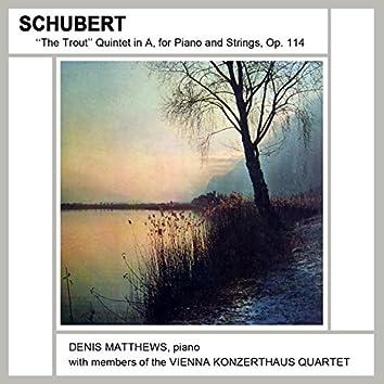 Schubert: The Trout Quintet