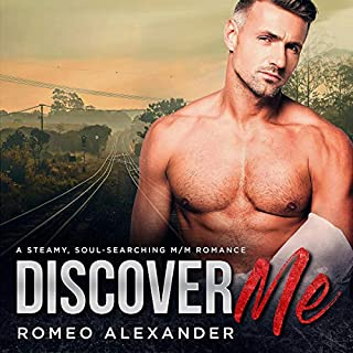 Discover Me audiobook cover art