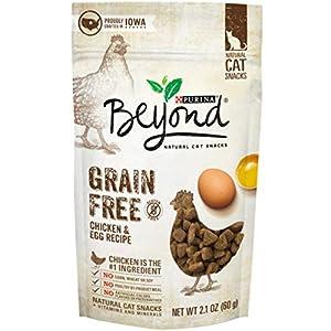 Purina Beyond Grain Free Recipes Natural Cat Snacks