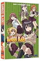 Bamboo Blade: Part 2 [DVD] [Import]