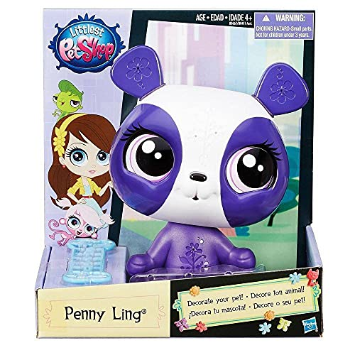 Littlest Pet Shop Figura Penny Ling - Hasbro