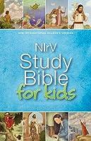 NIrV Study Bible for Kids: New International Reader's Version