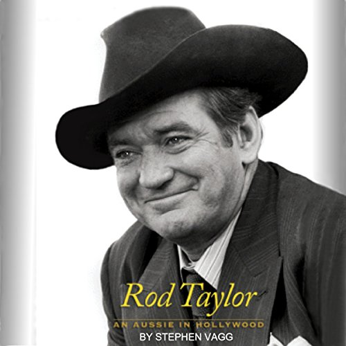 Rod Taylor cover art