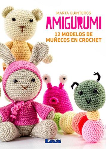 Cute Amigurumi Animals: 16 adorable creatures to crochet: Eleonore ... | 500x355