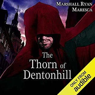 The Thorn of Dentonhill audiobook cover art