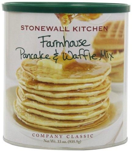 Stonewall Kitchen Farmhouse Pancake and Waffle Mix, 33-Ounce
