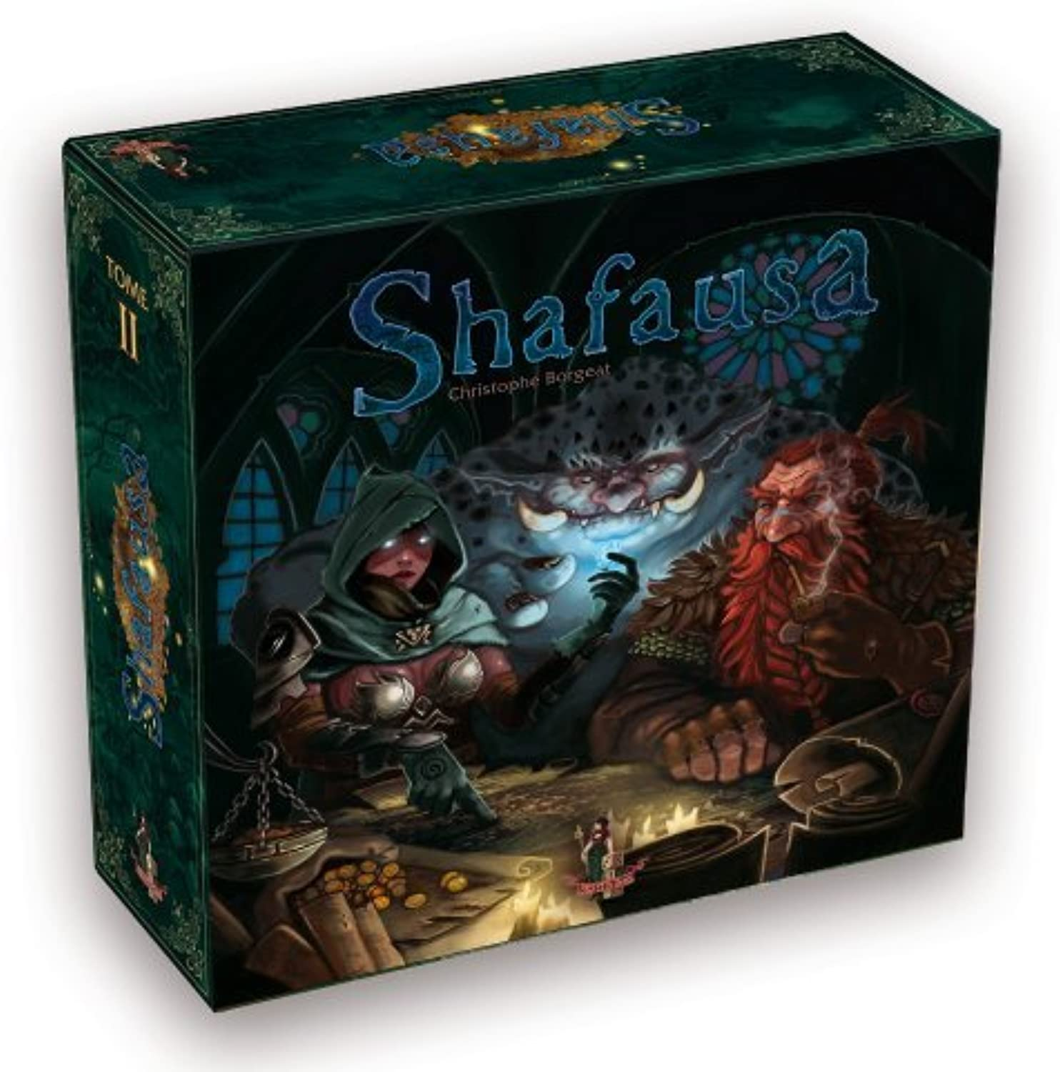 Shafausa Game by Helvetia Games