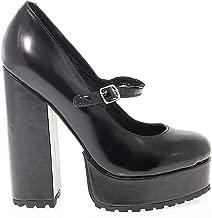 Jeffrey Campbell Luxury Fashion Womens JEFFRJK0101 Black Heels   Season Permanent