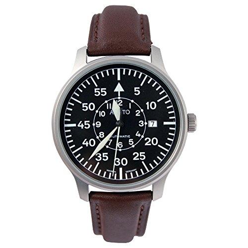 Aristo automatico orologio Aviatore Da Uomo Pure 3H116