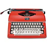 Royal 79120q Classic Manual Typewriter (red)