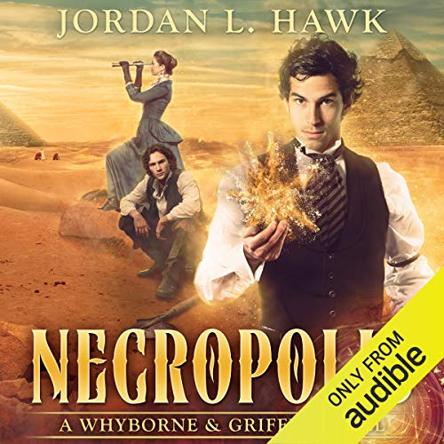 Necropolis Audiobook By Jordan L. Hawk cover art