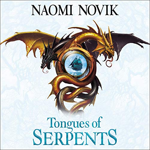 Tongues of Serpents  cover art