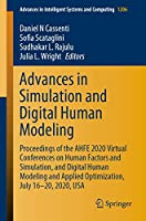 Advances in Simulation and Digital Human Modeling (Advances in Intelligent Systems and Computing)