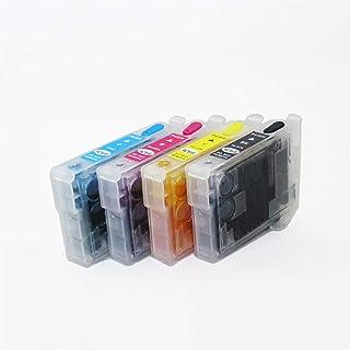 【フードプリンタ TPW-105ED/105EDF/105ED-RT専用】可食(食べれる)インク 詰め替えインクカートリッジ 4色セット