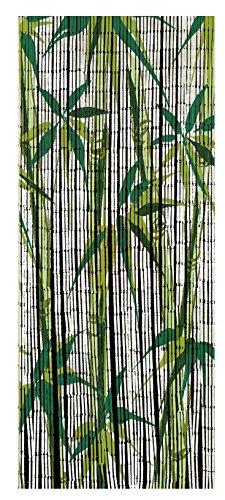 Wenko–Tenda 819113500bambù Bamboo, in bambù, Multicolore, 200x 90x 0.2cm