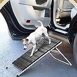 Escalera plegable para mascotas de 3 capas, escalones y rampas convertibles para mascotas, escalones plegables para mascotas dos en uno para perros pequeños y gatos