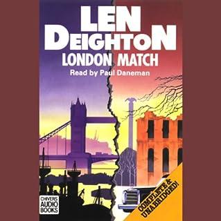 London Match cover art
