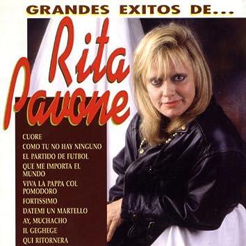 Los Grandes Exitos de Rita Pavone