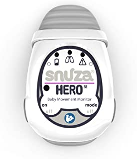 Lifestyle Parenting Snuza Hero Baby Monitors