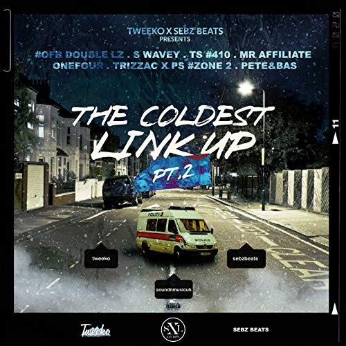 The Coldest Link Up, Pt. 2 (feat. Double Lz, S Wavey, Tiny Syikes, J.B2,...