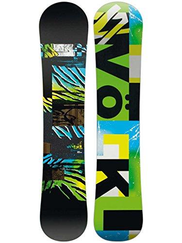 Herren Freestyle Snowboard Völkl Dimension 154w 2014