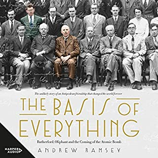 The Basis of Everything audiobook cover art