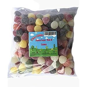 ellies jellies® american hard gums 1kg bag Ellies Jellies® American Hard Gums 1Kg Bag 51S tkzazWL