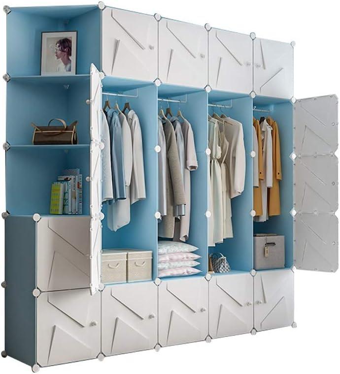 Wardrobe Simplicity Cube Year-end annual account Portable free Unit DIY Cabinet Storage