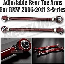 GSP For BMW 06-11 335i 328i 330 E90 E92 E93 328 335 335I rear adjustable toe arm kit