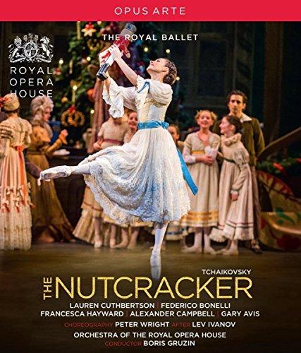 Tschaikowsky: Der Nussknacker (Royal Opera House, 2016) [Blu-ray]